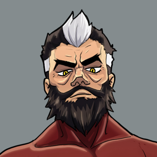 Diseño personajes Comic Vol 1